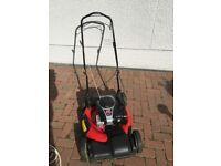 Lawnflite MTD 53cm Petrol Mulcher Lawn Mower Self Propelled Drive S53MSPB Briggs Stratton 140cc