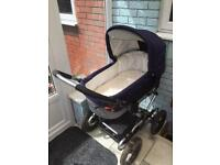 Emmaljunga pram and pushchair