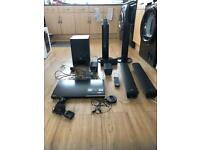 Sony Blu-ray Home Theatre System with Bluetooth