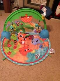 Baby seat & Baby play mat