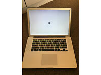"15"" Macbook Pro - Mid 2010 - 320GB - Intel Core i5 CPU, 4GB RAM - REFURBISHED"