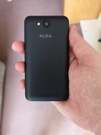 Alba 4 Sim Free Smartphone