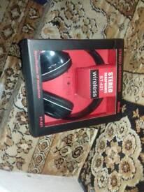 Bluetooth headphone plus wirelessnew