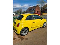 Fiat, 500 Sport, Hatchback, 2008, Manual, 1242 (cc), 3 doors