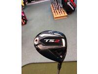 Used - Titleist Golf Ladies TS2 11.5° Driver - Ladies Flex Graphite Shaft
