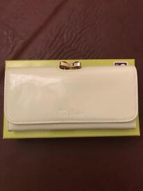 Ted Baker Mint Green (Large) Purse.