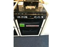 Newworld duel fuel 60cm cooker new/graded with manufacturers warranty