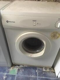 *BARGAIN* tumble dryer only £20