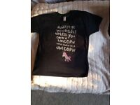 T shirt XLarge Always Be Yourself Unless You Can Be A Unicorn Then Always Be A Unicorn