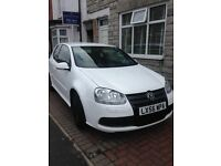 VW GOLF 2006-56 R32 Replica/conversion/Lookalike/1.4/GTI leather Ibis White 3dr