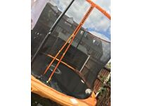 10ft trampoline excellent condition !
