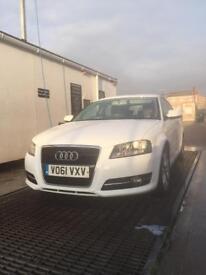 Audi A3 2.0 tdi sports back 5door