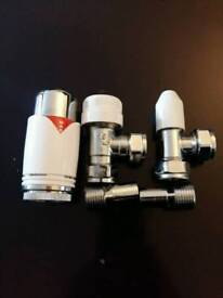 Thermostatic Radiator Valve & Lockshield