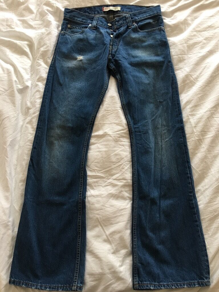 Levis 512 jeans size 32w 34lin Hull, East YorkshireGumtree - Levis 512 jeans size 32w 34l in good condition. Worn/distressed detailing on front leg and rear pocket as shown in pics