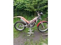 Gas gas JTX 250 trials bike