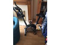 Digital Exercise Bike 🚴