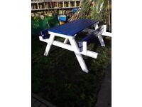 heavy duty garden bench