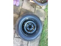 MOVANO. MASTER NEW WHEEL WITH TYRE 50 POUNDS!!!!!!!!!!!!!!!!!!!!!!