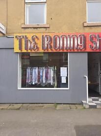 Vacant shop on woodlane