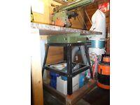 Workshop Electrical Tools DIY, Professional Pull saw, Band saw, Scroll saw and Drill press