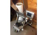 Roland GX24 and Stahls hotronix Heat press