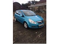 2010 Vauxhall Corsa 1.3 Diesel, Full Year Mot, Economical, Low Miles, Low Insurance