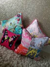 Butterfly home by Matthew Williamson Debenhams cushion bundle