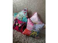 Butterfly home by Matthew Williamson Debenhams cushion bundle