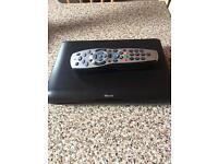 SkyHD Multi room box and remote control