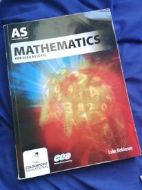 Mathematics for CCEA AS level Textbook