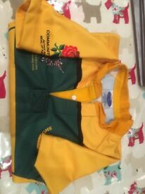 Shoreham Rugby top. Size 26-28. Used item in good condition.