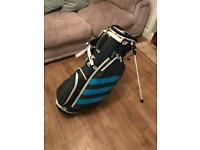 Adidas Samba Golf Carry Bag