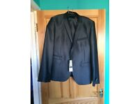 Men's brand new grey suit