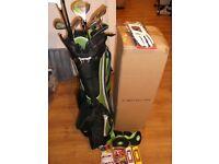 golf clubs /bag /trolley /etc