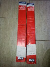 Shock absorber x2 w324 hsm new newer used 20£