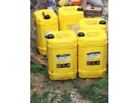Everbuild 407 Mortar Stain Acid Remover - 25l