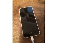 iPhone 5C, unlocked, 8 GB, great condition