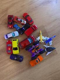 Cars/aeroplanes