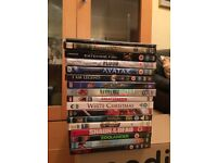 selling 19 dvd's