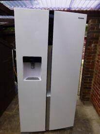 panasonic american fridge freezer