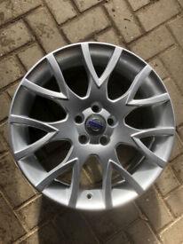 """VOLVO V50 S40 C30 18"""" Medusa Alloy Wheel Set (four)"""