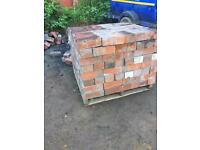 Clean brick Accrington + wire cut