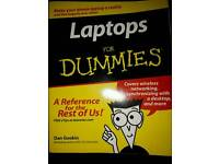 Laptops for dummies book