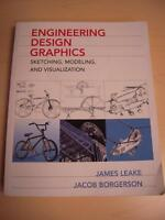 Engineering Design Graphics: Sketching Modeling &Visualization