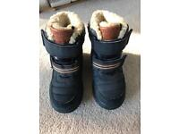Kids Thinsulate snow boots