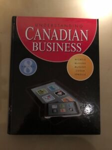 Understanding Canadian Business - Eighth Edition Textbook