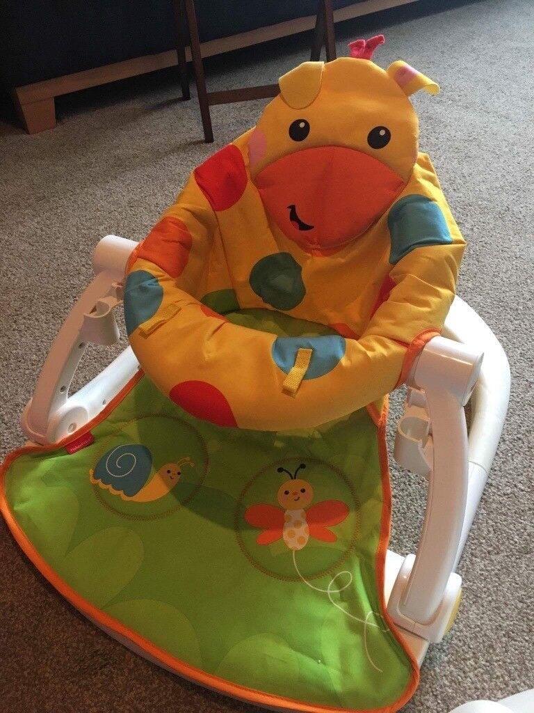 Fisher price giraffe chair