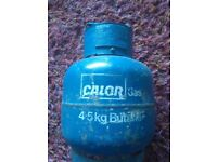 4.5KG Calor Gas Bottle