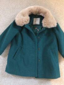 Beautiful Next coat - 12-18 months - looks brand new