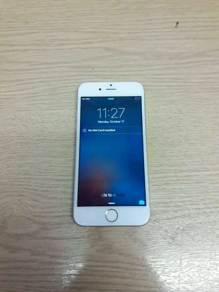 Iphone 6s 16GBin Eccles, ManchesterGumtree - Iphone 6s 16GB on o2 in good condition comes complete with box and accessories